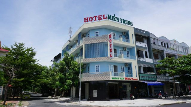 Khách sạn Miền Trung (Ảnh ST)