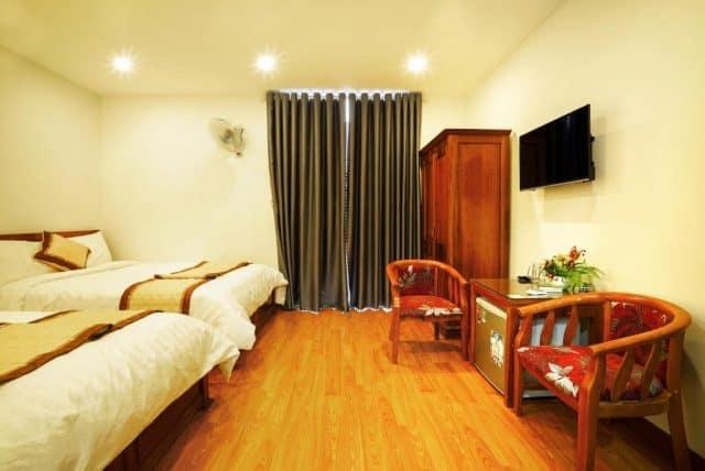 Phòng nghỉ ở khách sạn (Ảnh ST)