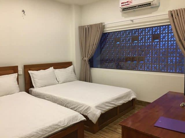 Phong cách hiện đại của phòng nghỉ trong khách sạn (Ảnh ST)
