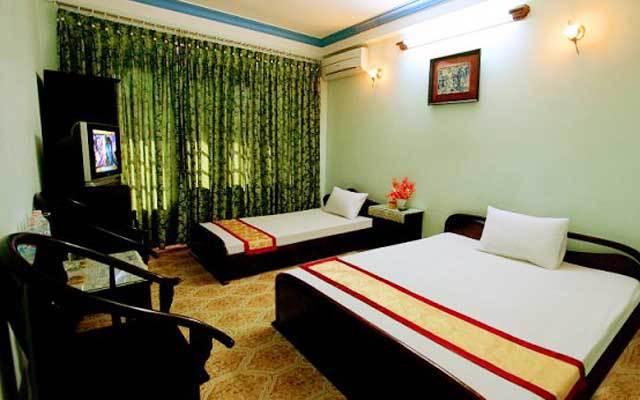 Phòng đôi ở Thiên Hương, khách sạn Phú Yên giá rẻ (Ảnh ST)