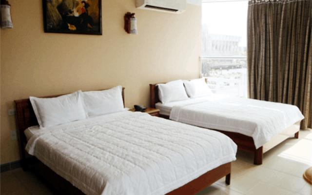 Giá phòng ở khách sạn rất phải chăng (Ảnh ST)