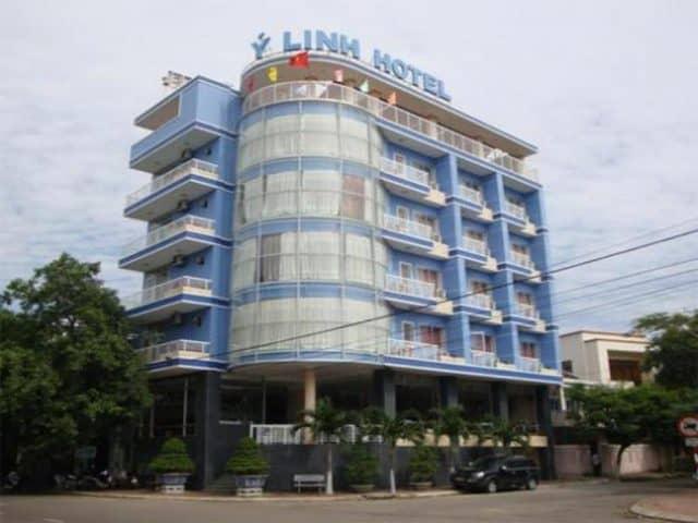 Khách sạn Ý Linh (Ảnh ST)