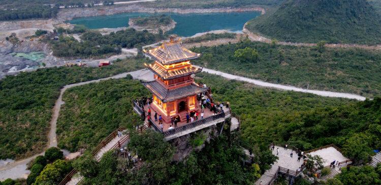 Quần thể chùa Tam Chúc