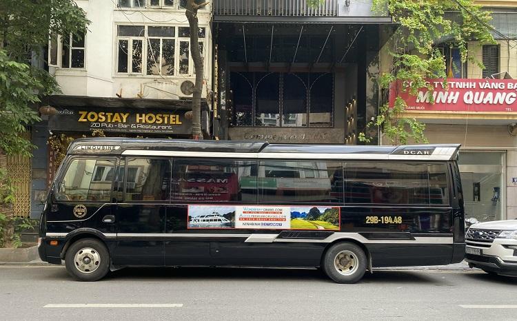 Bus chùa Tam Chúc