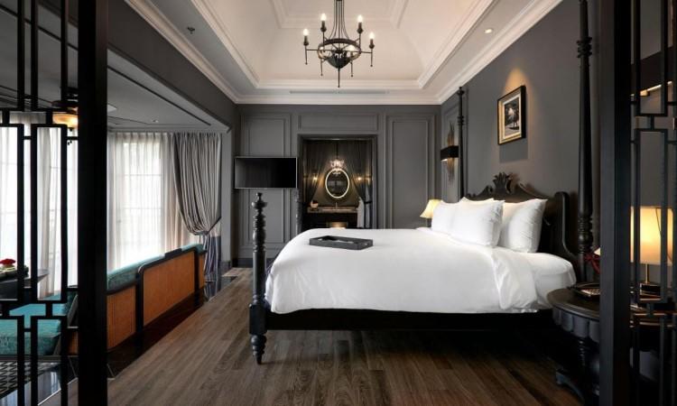 Phòng Executive Suite khách sạn hạng sang hà nội La Siesta