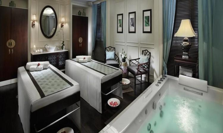 Spa khách sạn hà nội L'heritage Diamond