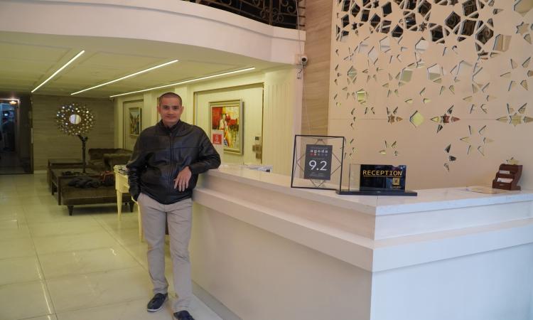 khách sạn hạng sang luxury old quarter 67 Hàng Bồ Hà Nội