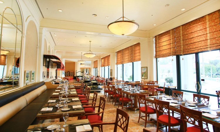 nhà hàng khách sạn hà nội L'heritage Diamond