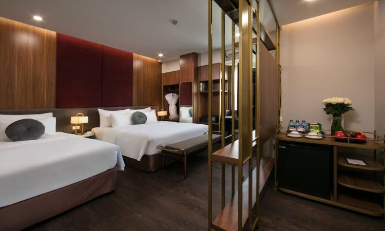 phòng superior khách sạn hà nội L'heritage Diamond 17 nhà chung