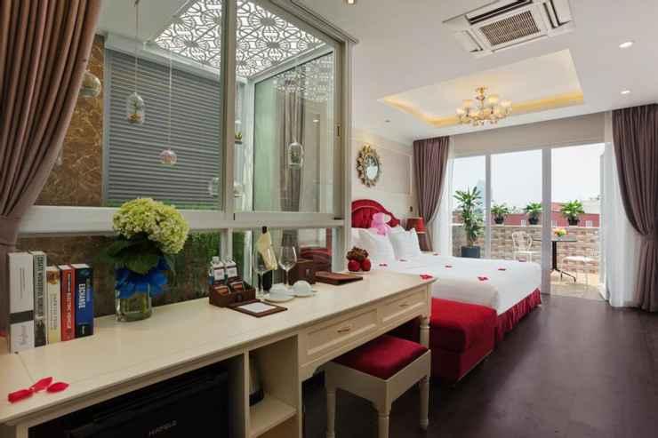phòng suite khách sạn hạng sang luxury old quarter 67 Hàng Bồ Hà Nội