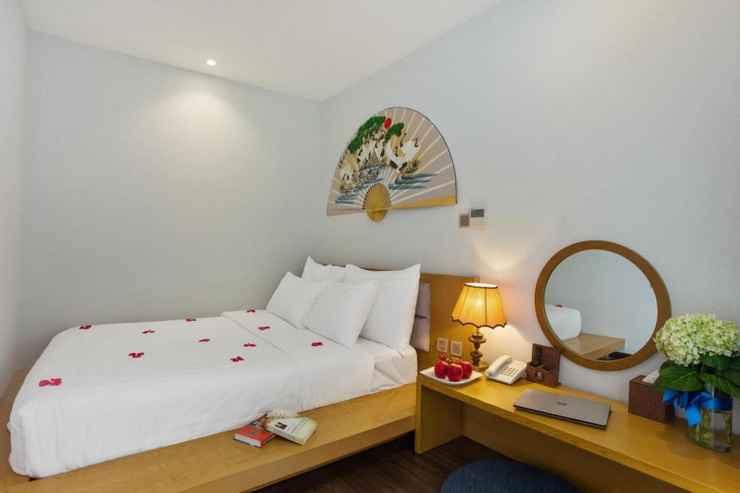 phòng superior khách sạn hạng sang luxury old quarter 67 Hàng Bồ Hà Nội