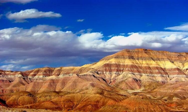 Sa mạc Painted ở Mỹ