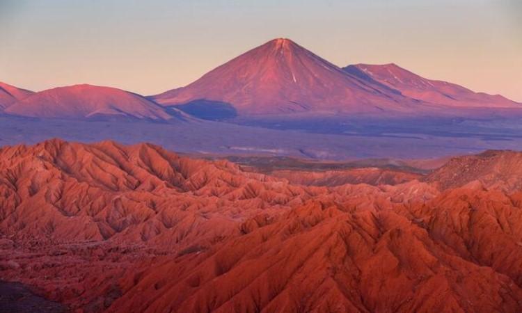 Samac Atacama ở Chile